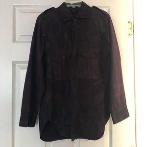 Medium urban outfitters light utility jacket